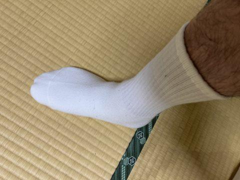 ユニクロのヒートテック靴下を履いてみたところ