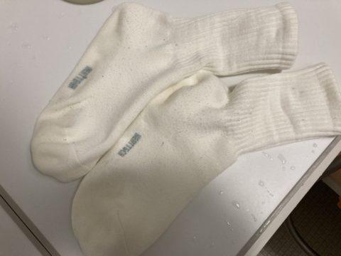 ユニクロのヒートテック(ヒートテックパイルソックス)靴下を購入した